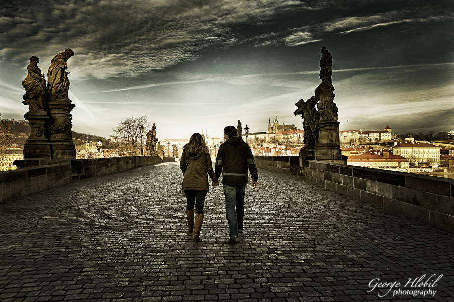Prague engagement photography wedding photographer in for Best places to get married in illinois