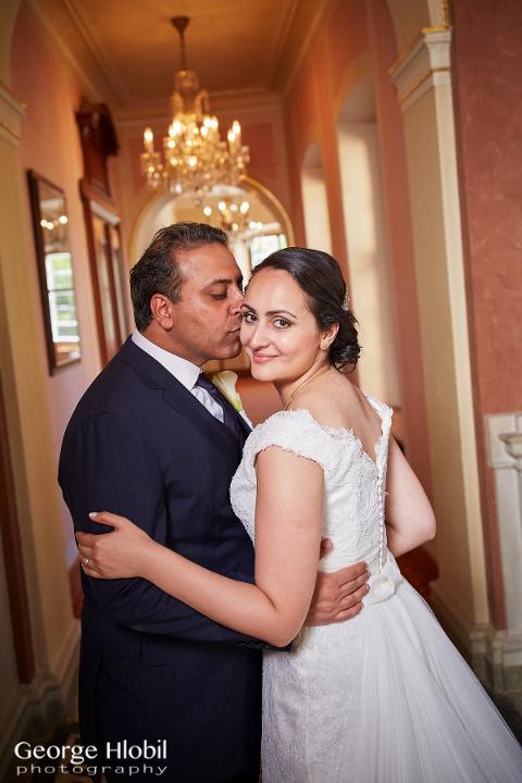Svatba na zamku Stirin - Wedding photography Chateau Stirin
