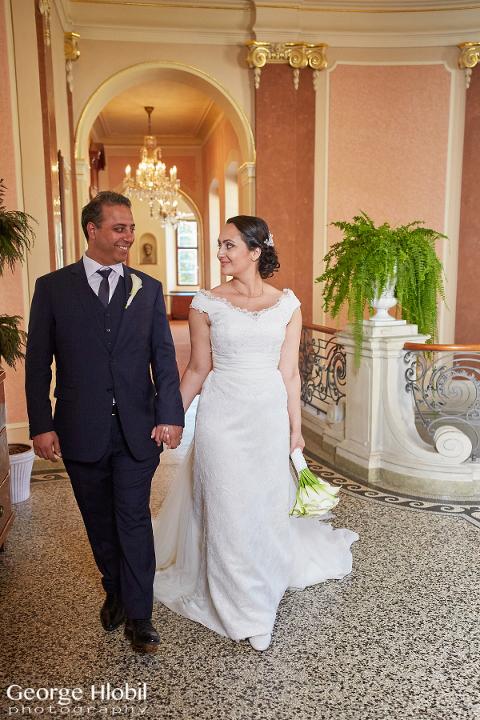 Wedding photography Chateau Stirin