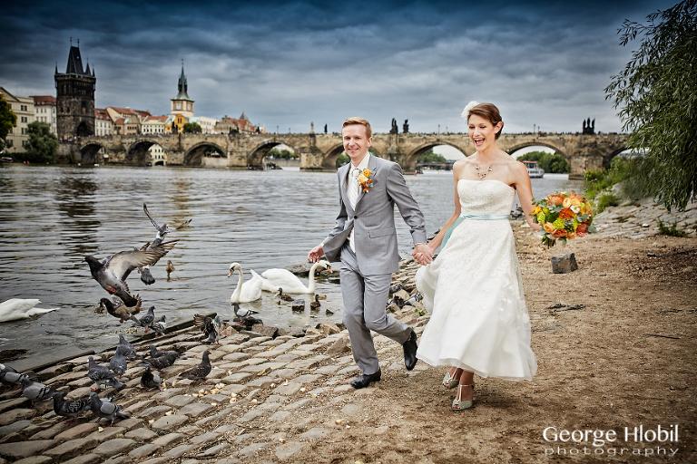 Best wedding photos - Prague wedding photography - Wedding pictures Prague