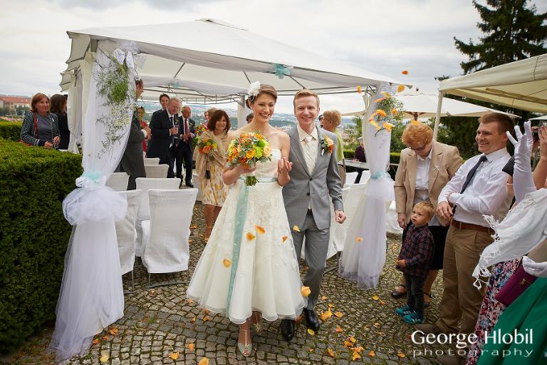 Prague wedding venue Nebozizek